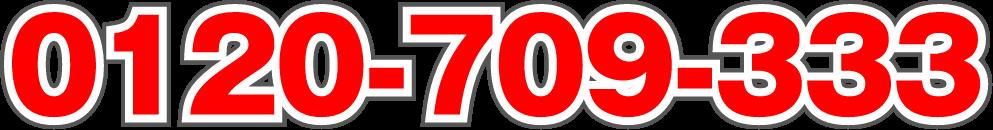 0120-709-333